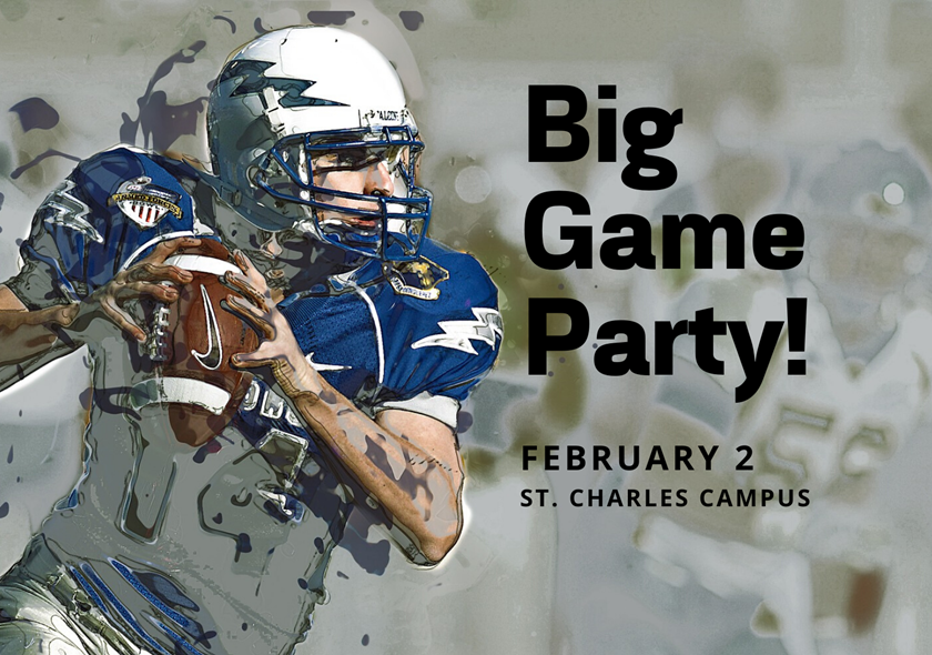 SC | Big Game Party